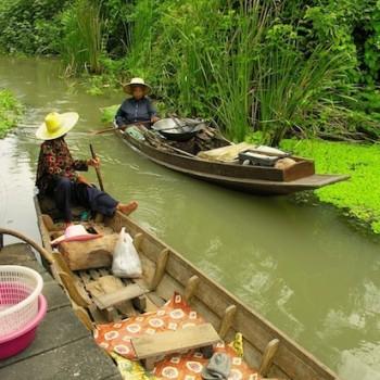 Old Thailand.