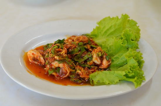 How spicy can you go on the Bangkok food tour?