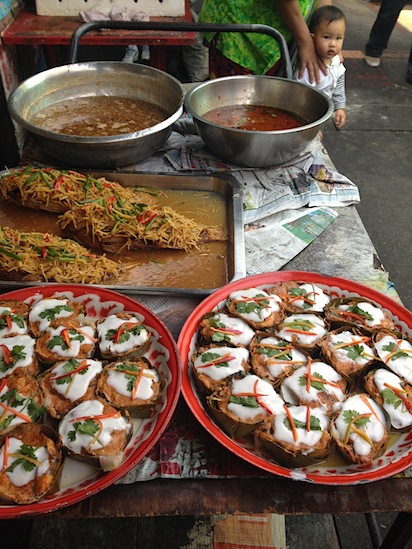 Explore Bangkok food markets like the locals