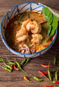 Tom yum anyone?