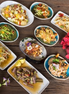 Or a spread of Northeastern Thai food?